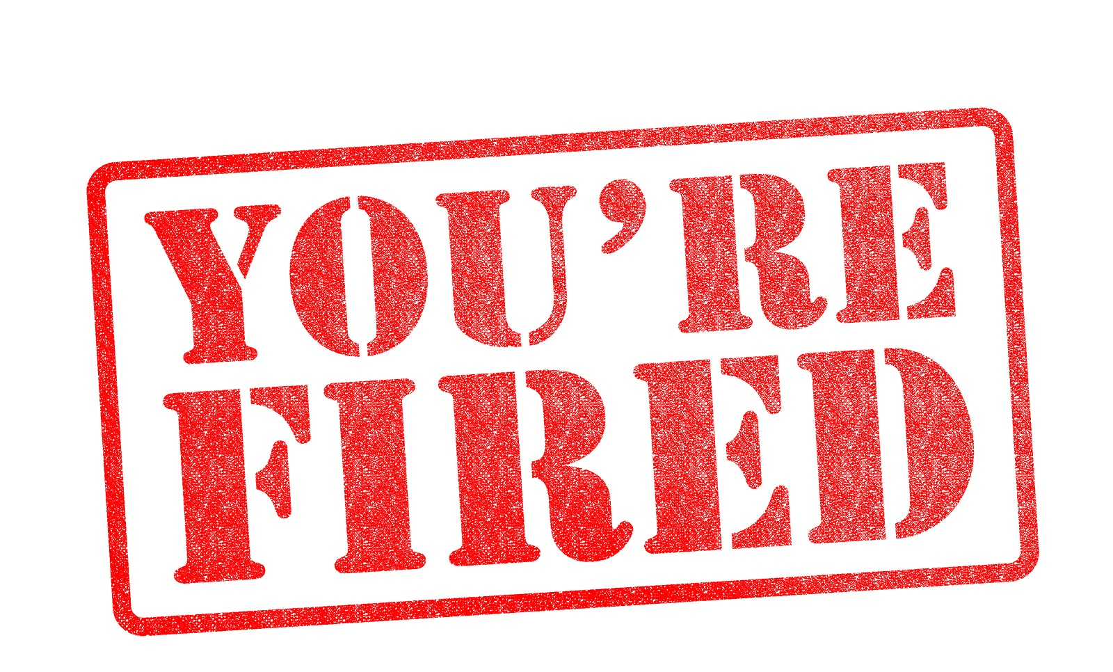 qcms signs you re getting fired