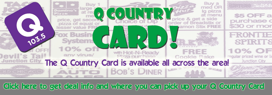 Q Country Card