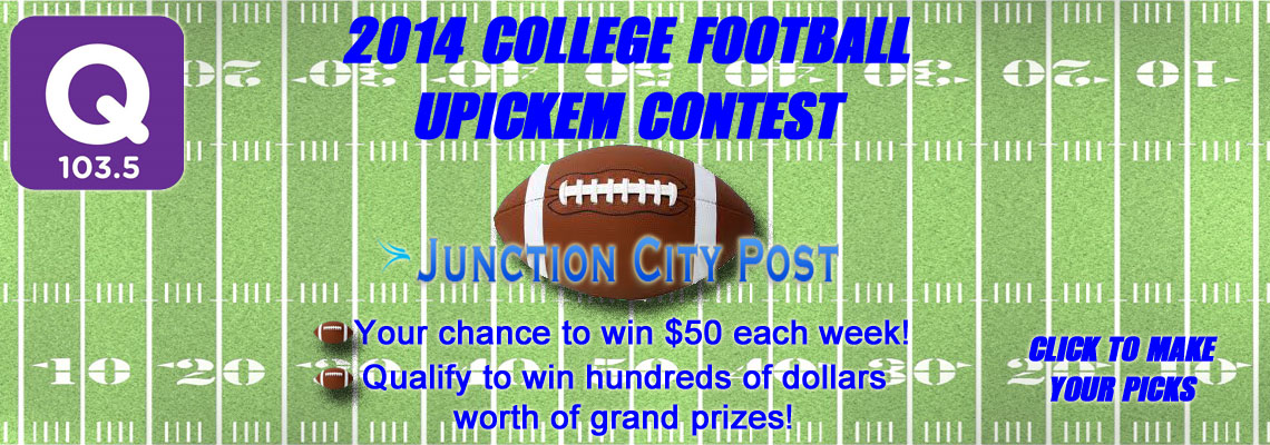 2014 College Football UPICKEM