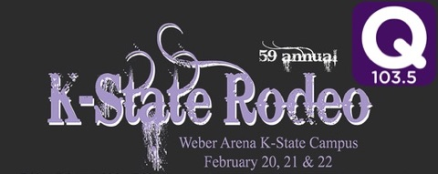 59th Annual K State Rodeo