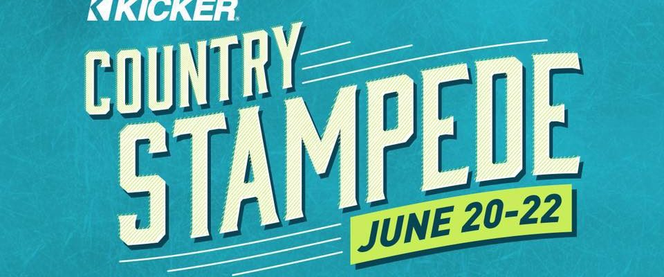 Win your way into Country Stampede with QCountry 103.5!
